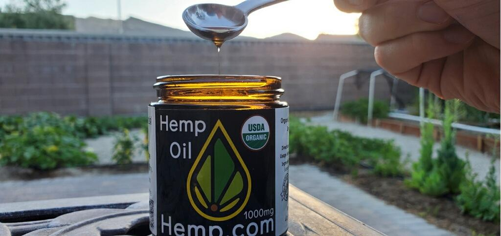 Hemp Oil - CBD